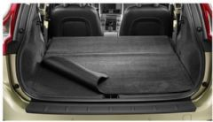 Genuine Volvo V60, V60 CC Textile Foldable Cargo Mat (Colour: Offblack)